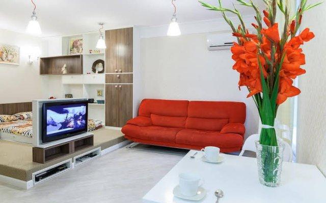 Гостиница Covent - Garden - Kharkiv комната для гостей