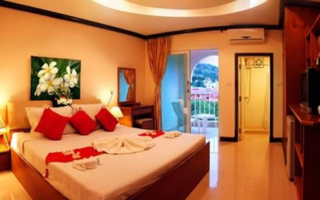 Отель Baan Hongthong комната для гостей
