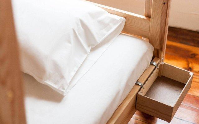 Nest House Lisbon Hostel комната для гостей