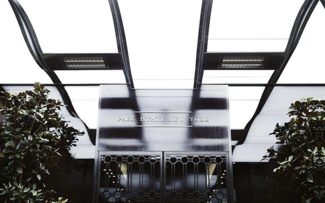 Отель Park Hyatt New York США, Нью-Йорк - отзывы, цены и фото номеров - забронировать отель Park Hyatt New York онлайн вид на фасад
