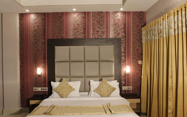 Pride Terrace Valley Resort Gangtok in Kalimpong, India from 51$, photos, reviews - zenhotels.com guestroom