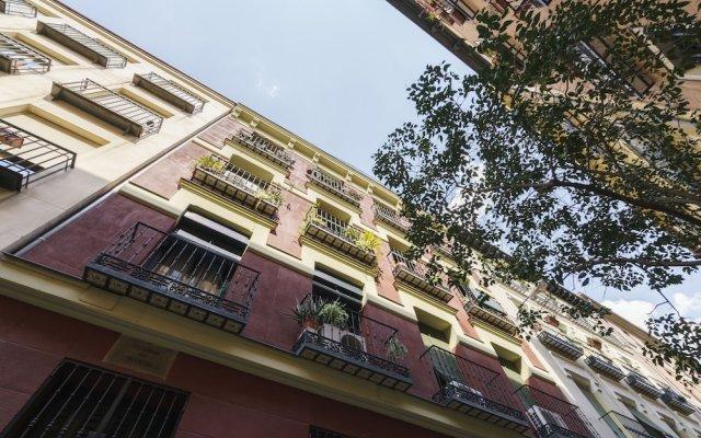 Отель Home Club Don Felipe вид на фасад