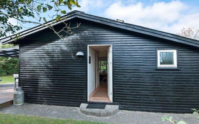 Отель Høll Дания, Боркоп - отзывы, цены и фото номеров - забронировать отель Høll онлайн вид на фасад
