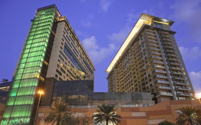 Отель Swissotel Living Al Ghurair Dubai вид на фасад