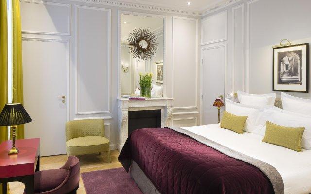 Отель Bourgogne Et Montana Париж комната для гостей