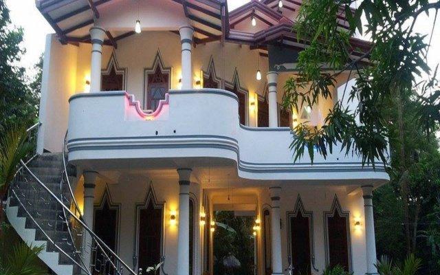 Отель Vista Rooms River Front вид на фасад