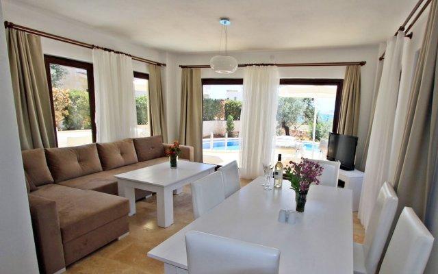 Villa Aprohodite Kalkan Турция, Калкан - отзывы, цены и фото номеров - забронировать отель Villa Aprohodite Kalkan онлайн комната для гостей