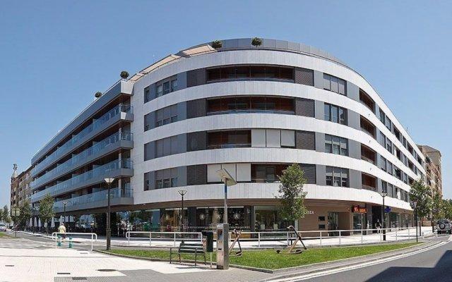 Отель Hondarribi 63C Apartment by FeelFree Rentals Испания, Фуэнтеррабиа - отзывы, цены и фото номеров - забронировать отель Hondarribi 63C Apartment by FeelFree Rentals онлайн вид на фасад