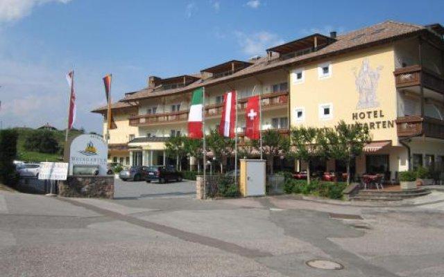 Hotel Weingarten Кальдаро-сулла-Страда-дель-Вино вид на фасад