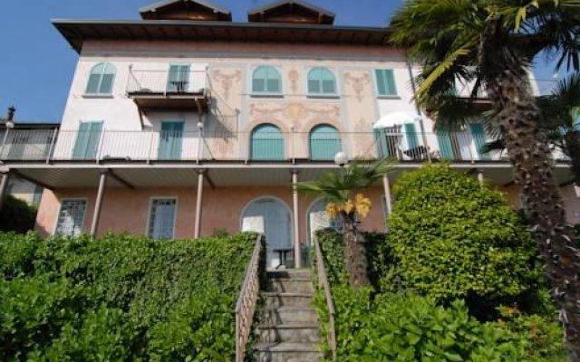 Отель Villa Anna Италия, Бавено - отзывы, цены и фото номеров - забронировать отель Villa Anna онлайн вид на фасад