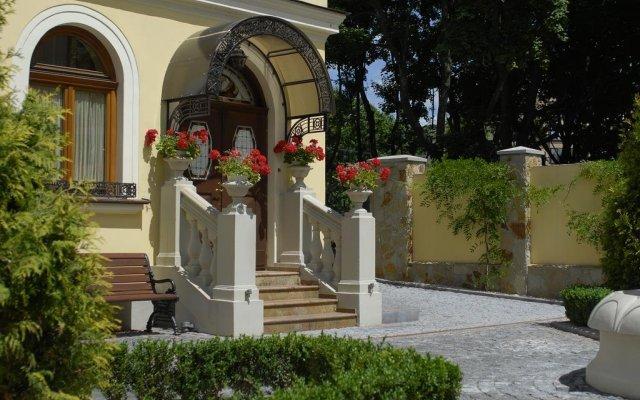 Гостевой дом Андреевский вид на фасад
