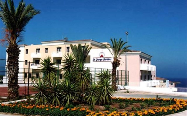 St. George Gardens & Suites in Chlorakas, Cyprus from 163$, photos, reviews - zenhotels.com hotel front