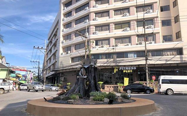Thai Hotel Krabi вид на фасад