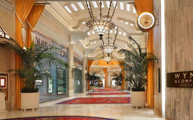 Отель Wynn Las Vegas США, Лас-Вегас - 1 отзыв об отеле, цены и фото номеров - забронировать отель Wynn Las Vegas онлайн вид на фасад