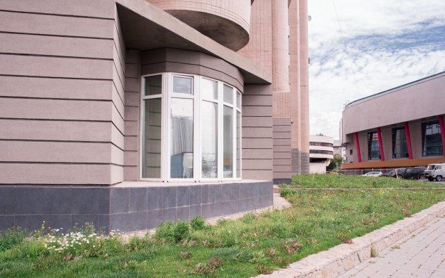 Хостел Skaz вид на фасад