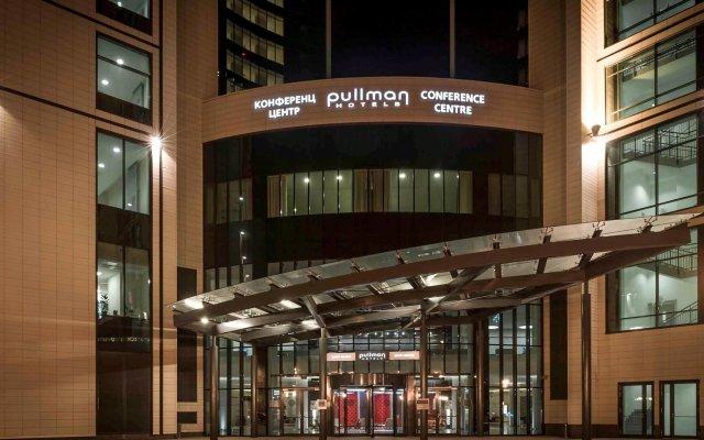 Гостиница Pullman Sochi Centre в Сочи 7 отзывов об отеле, цены и фото номеров - забронировать гостиницу Pullman Sochi Centre онлайн вид на фасад