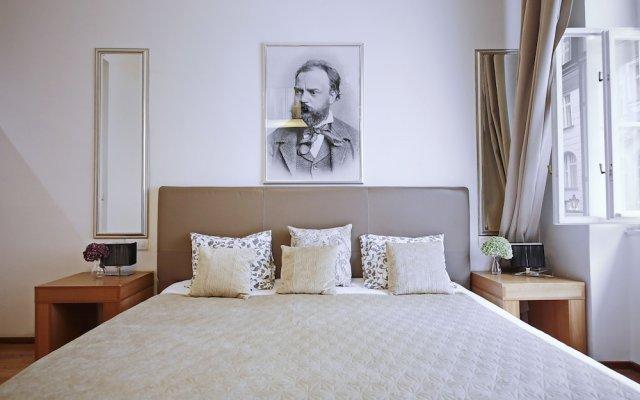 Отель My House Travel Прага комната для гостей