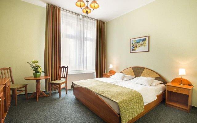 Baross City Hotel - Budapest комната для гостей