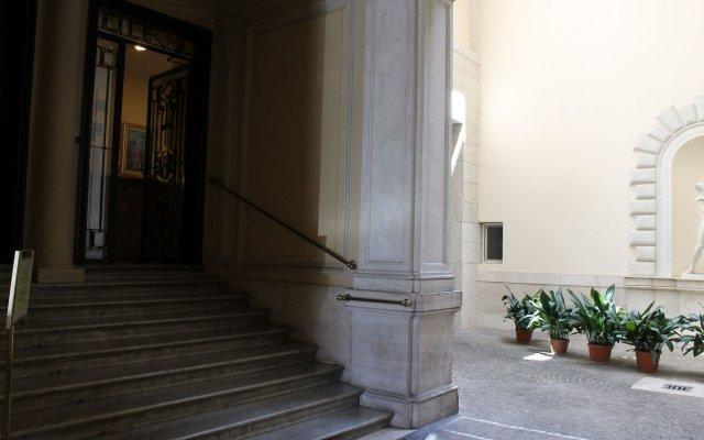 Отель Seiler Hotel Италия, Рим - 12 отзывов об отеле, цены и фото номеров - забронировать отель Seiler Hotel онлайн вид на фасад