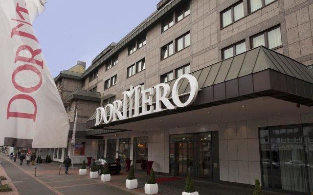 DORMERO Hotel Hannover вид на фасад
