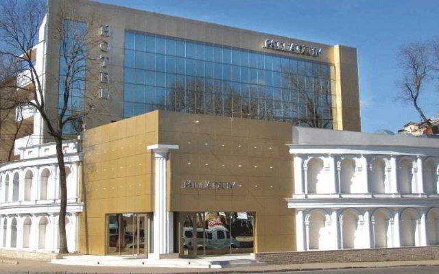 Гостиница Палладиум вид на фасад