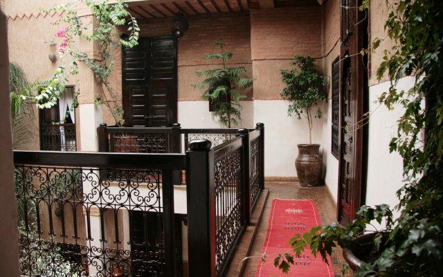 Отель Riad Carina Марокко, Марракеш - отзывы, цены и фото номеров - забронировать отель Riad Carina онлайн вид на фасад