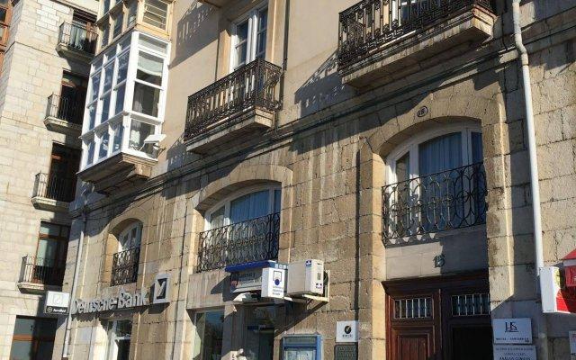 Отель Hostel Santander Испания, Сантандер - отзывы, цены и фото номеров - забронировать отель Hostel Santander онлайн вид на фасад