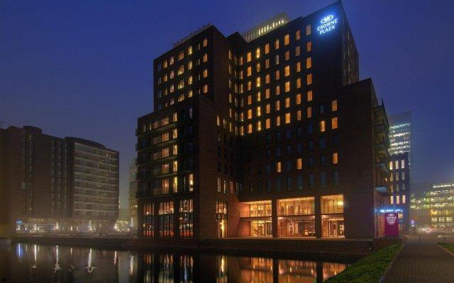 Отель Crowne Plaza Amsterdam South Амстердам вид на фасад