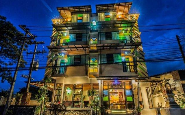 Jing Jit Hotel вид на фасад