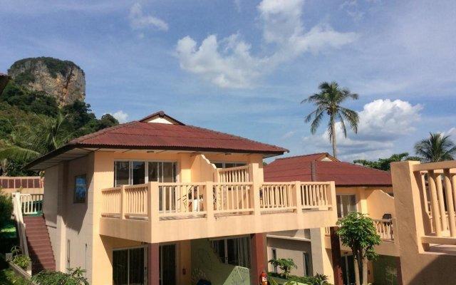 Отель Anyavee Railay Resort вид на фасад