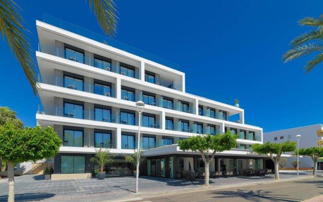 Отель H10 Casa del Mar вид на фасад