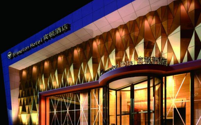 Bindun Hotel вид на фасад