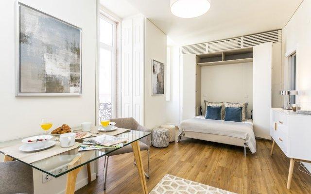 Апартаменты LxWay Apartments Alcântara Luxury комната для гостей