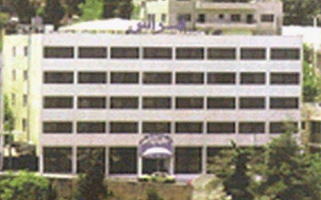 Отель Firas Palace Hotel Иордания, Амман - отзывы, цены и фото номеров - забронировать отель Firas Palace Hotel онлайн вид на фасад