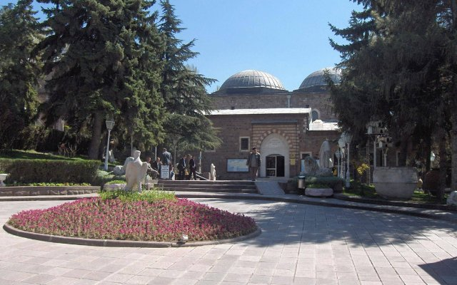 Mithat Турция, Анкара - 2 отзыва об отеле, цены и фото номеров - забронировать отель Mithat онлайн вид на фасад