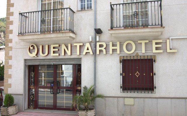 Hotel Quentar вид на фасад