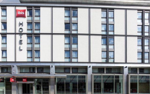 Отель ibis Brighton City Centre - Station вид на фасад