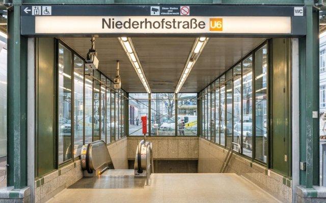 Отель Senator Flats Австрия, Вена - отзывы, цены и фото номеров - забронировать отель Senator Flats онлайн вид на фасад