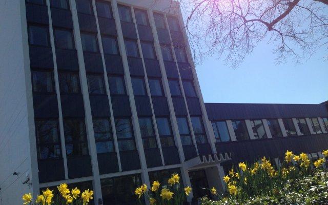 Hotel Sverre вид на фасад