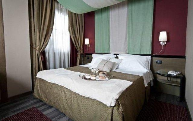 Hotel Arcadia Скарманьо комната для гостей
