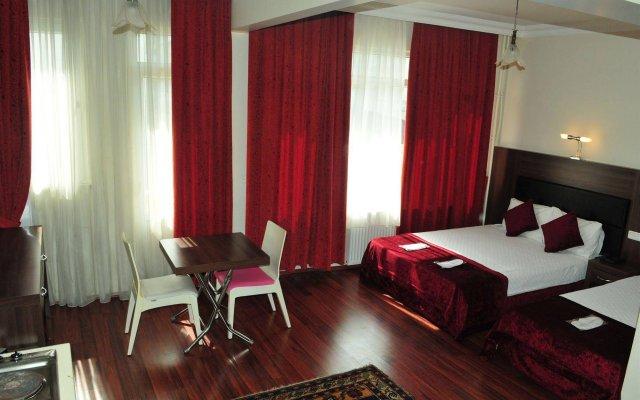 istanbul Queen Apart Hotel комната для гостей