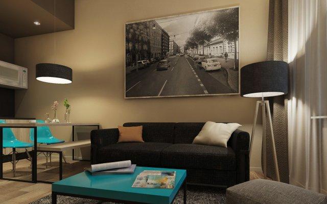 Отель Avenue Legerova 19 Чехия, Прага - отзывы, цены и фото номеров - забронировать отель Avenue Legerova 19 онлайн комната для гостей