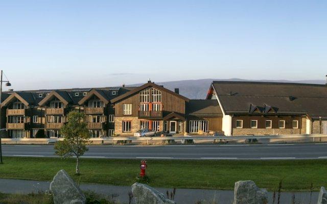 Bergo Hotel, Leiligheter og Hytter