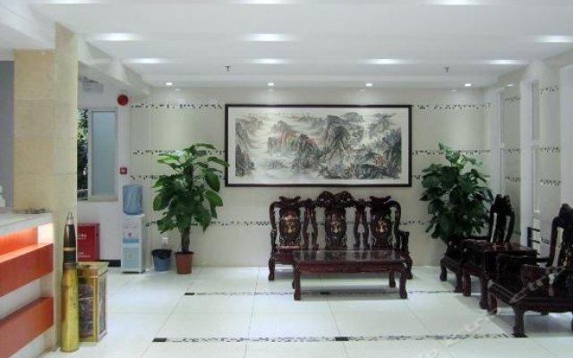 Отель Kirin Mountain Outdoor Reception Center Шэньчжэнь интерьер отеля