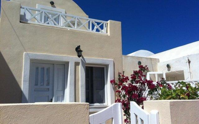 Отель Langas Villas Греция, Остров Санторини - отзывы, цены и фото номеров - забронировать отель Langas Villas онлайн вид на фасад