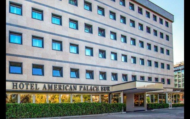 Hotel American Palace Eur вид на фасад