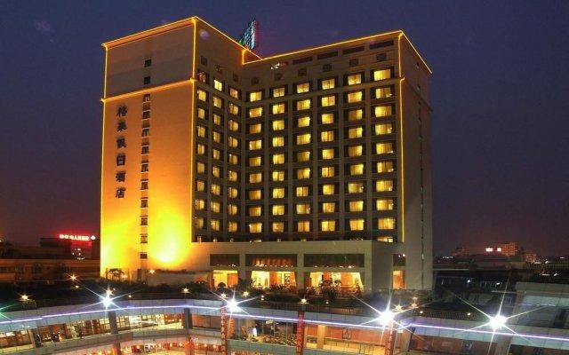 Gehao Holiday Hotel вид на фасад