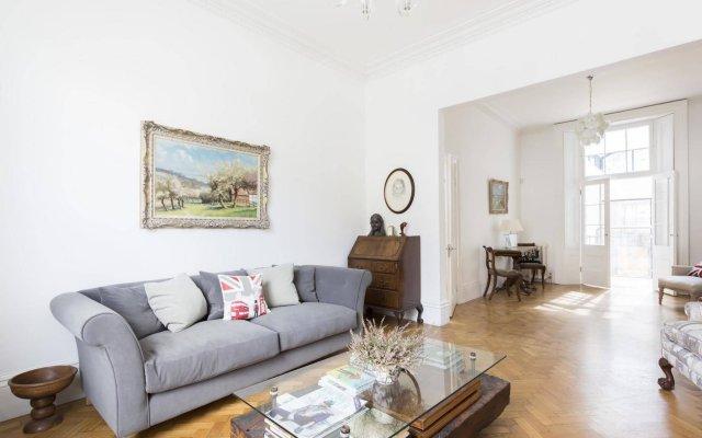 Отель onefinestay - Primrose Hill Apartments Великобритания, Лондон - отзывы, цены и фото номеров - забронировать отель onefinestay - Primrose Hill Apartments онлайн комната для гостей