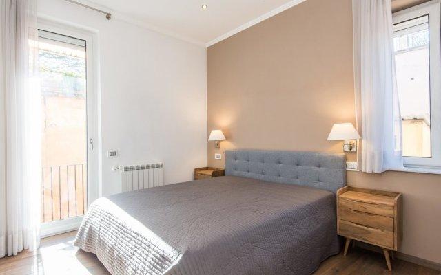 Отель Barberini Enchanting Terrace Apartment Италия, Рим - отзывы, цены и фото номеров - забронировать отель Barberini Enchanting Terrace Apartment онлайн комната для гостей