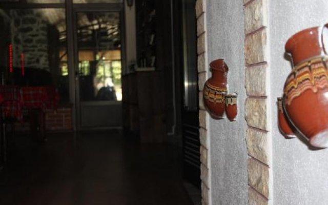 Отель Guest House Chinarite Сандански вид на фасад